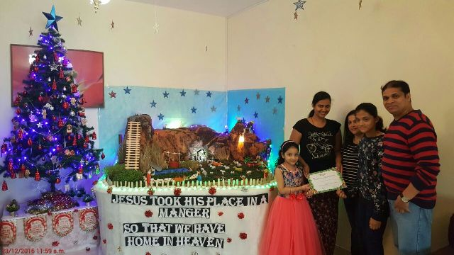 To The Crib Preparing Families By Announcing Competitions Every Year This Too Youth Association Organized A Successful Competition
