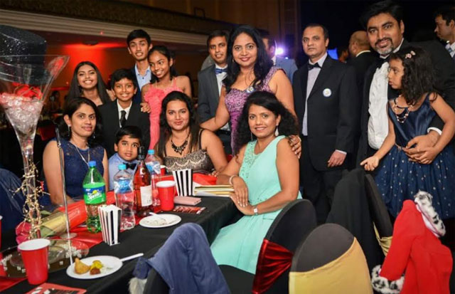 Melbourne Konkans dazzle at 'Hollywood Style May Ball'