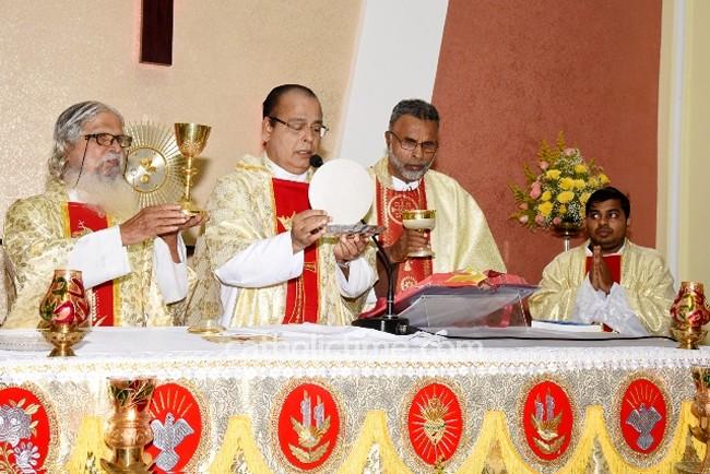 CATHOLICTIME COM - Udupi : Golden Jubilee of Religious