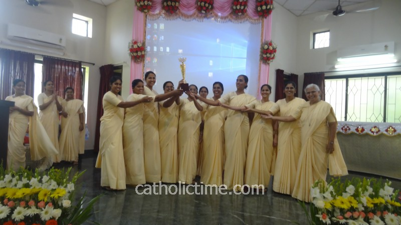 Ursuline Franciscan Congregation of Mangalore Province celebrates Province Day