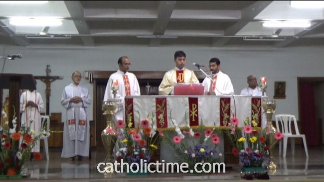 Nashik : Don Bosco Parish Konkani Association celebrates Monthi Fest