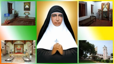 Kerala Nun Mariam Thresia is India's Newest Saint