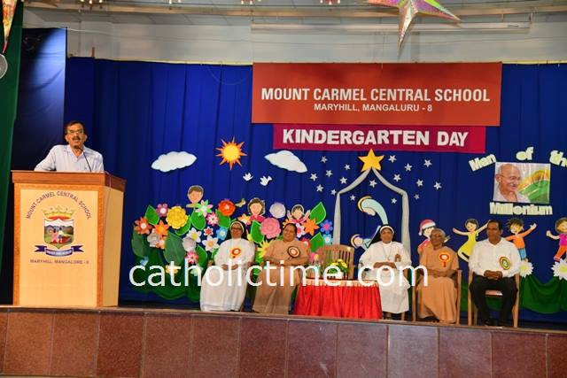 CATHOLICTIME COM - Mangaluru : Spritely Kindergarten Day