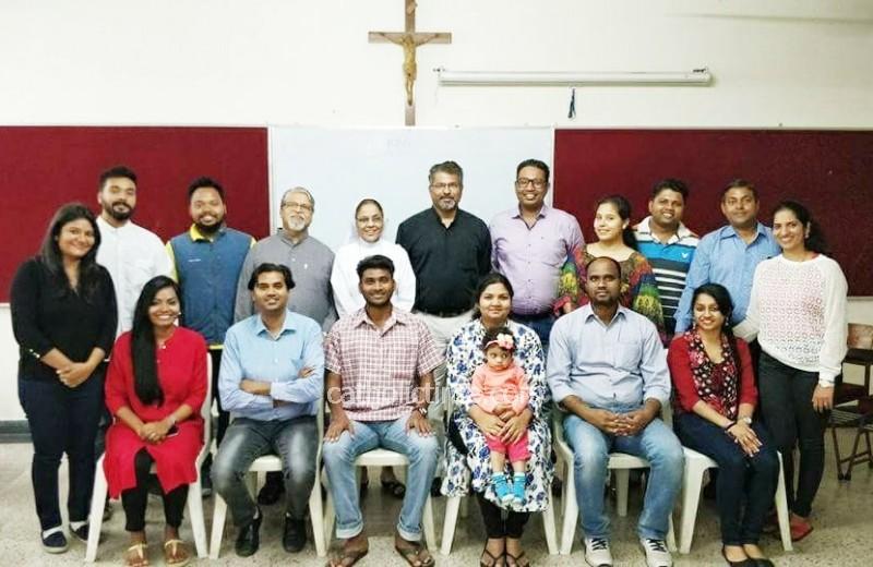 CATHOLICTIME COM - Delhi : Fourth Alumni Meeting of the ICYM held