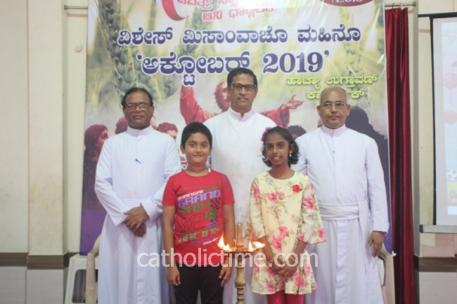Mangaluru : One day Guidance Camp held for Children of Episcopal City Deanery