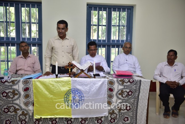 Catholic Sabha Mangalore Pradesh holds a talk on 'The Constitution of India'