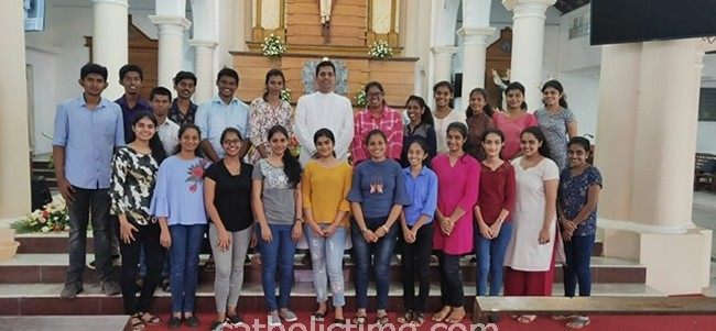 Mangaluru : 'ARISE 2K19' deanery level youth gathering held at Valencia