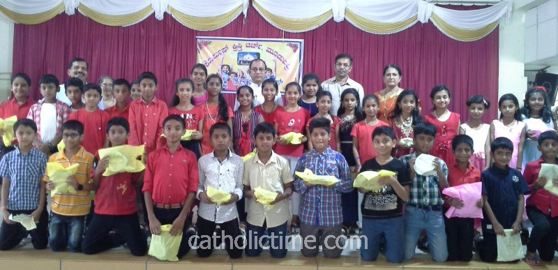 Moodbidri : Catechism Day celebrated at Corpus Christi Church