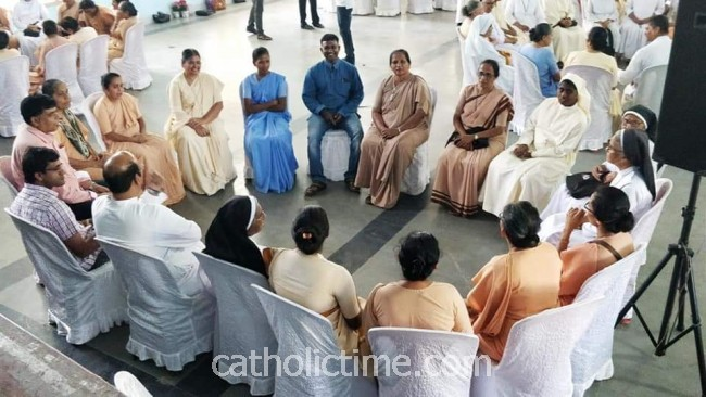 Diocese of Shimoga celebrates 'Consecrated Day'